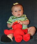 Camille 5 months