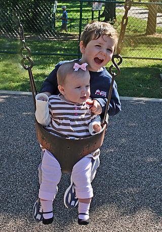Sebastian & Camille swing