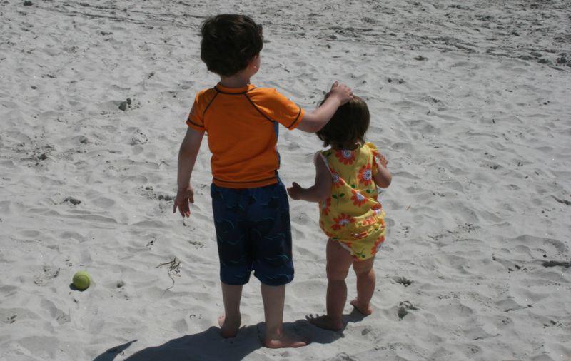 Sebastian & Camille June 2009